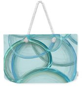 Linked Weekender Tote Bag