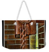 Linked IIi Weekender Tote Bag