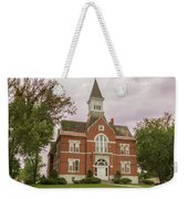 Linn County Courthouse Weekender Tote Bag
