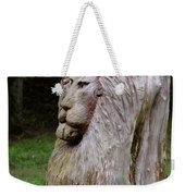 Lion Tree Weekender Tote Bag