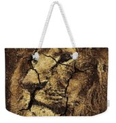 Lion -wall Art Weekender Tote Bag