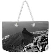 Lions Head - Cape Town - South Africa Weekender Tote Bag
