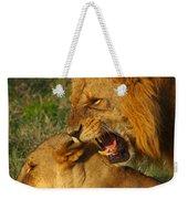 Roar Weekender Tote Bag