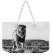 Lip Lickin Good B And W Weekender Tote Bag