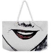 Liposuction Successful  Weekender Tote Bag by Sir Josef - Social Critic -  Maha Art
