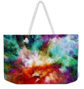Liquid Colors - Enamel Edition Weekender Tote Bag
