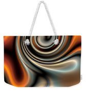 Liquid Mercury And Rust 2 Weekender Tote Bag