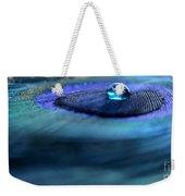 Liquid Saphire Weekender Tote Bag