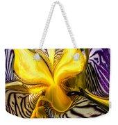 Liquified Orchid Weekender Tote Bag