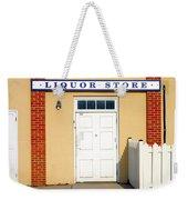 Liquor Store Weekender Tote Bag