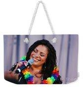 Lisa Lisa  Weekender Tote Bag