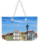 Lisbon Houses Weekender Tote Bag