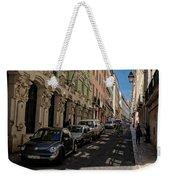Lisbon Street Weekender Tote Bag