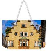 Lisle Street Weekender Tote Bag