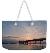 Listen To The Waves Weekender Tote Bag