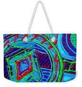 Listen You Can Hear Weekender Tote Bag