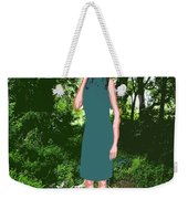 Listening To The Silence 3 Weekender Tote Bag