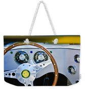 Lister Steering Wheel Weekender Tote Bag