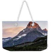 Lit Peaks Weekender Tote Bag