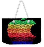 Lite Brite Macintosh Weekender Tote Bag