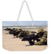 Lithuanian Special Forces Members Lie Weekender Tote Bag