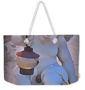 Little Angels Light The Way Weekender Tote Bag by John Malone