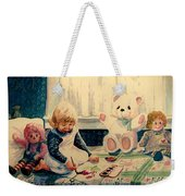 Little Artist Weekender Tote Bag