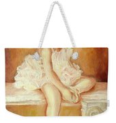 Little Ballerina Weekender Tote Bag