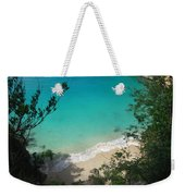 Little Bay Latitude Weekender Tote Bag