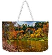 Little Beaver Creek Bend Weekender Tote Bag