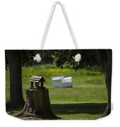 Little Bird House Weekender Tote Bag