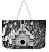 Little Birdie Church Weekender Tote Bag