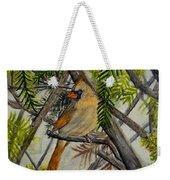 Little Birdie Weekender Tote Bag