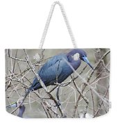 Little Blue Lake Martin Louisiana Weekender Tote Bag