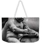 Little Boy Made Of Stone Weekender Tote Bag