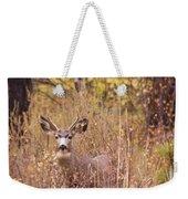 Little Buck Weekender Tote Bag