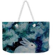 Little Bunny Foo Foo Weekender Tote Bag