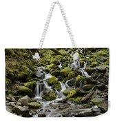 Little Cascades Weekender Tote Bag