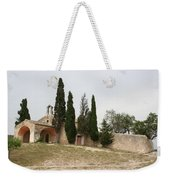 Little Chapel On A Hill Weekender Tote Bag