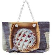 Little Cherry Pie Weekender Tote Bag