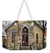 Little Church At La Villita  Weekender Tote Bag