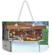 Little Cigar Shop Key West Weekender Tote Bag