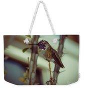 Little Costa's Hummingbird Weekender Tote Bag