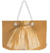 Little Dancer Weekender Tote Bag by Edgar Degas