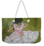Little Dansarina Weekender Tote Bag