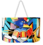 Little Drummer Boy Weekender Tote Bag
