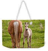Little Foal Weekender Tote Bag