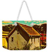 Little House - The World Around New York City Weekender Tote Bag