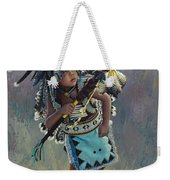 Little Kootenai Dancer Weekender Tote Bag