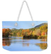 Little Long Pond And Bubbles Mount Desert Island Maine Weekender Tote Bag